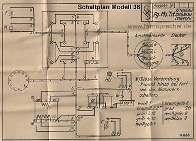 schaltpl 228 ne modell 36 w28 w38 w48 w49
